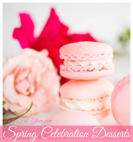 Delicious Desserts For Your Spring Celebrations.