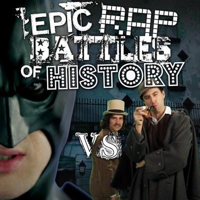 Batman vs Sherlock Holmes (Battle Rap)