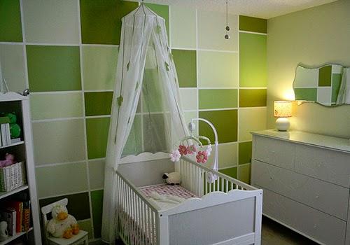 10 ideias para quarto de bebê na cor verde  Blog da Priscilla