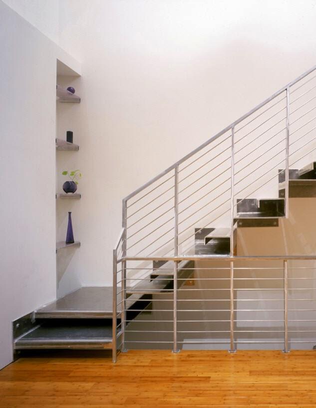 Gambar tangga rumah minimalis terbaru tahun 2014