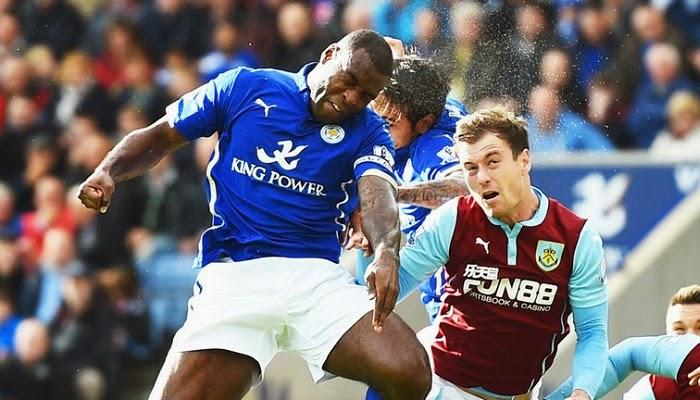 Burnley vs Leicester City en vivo