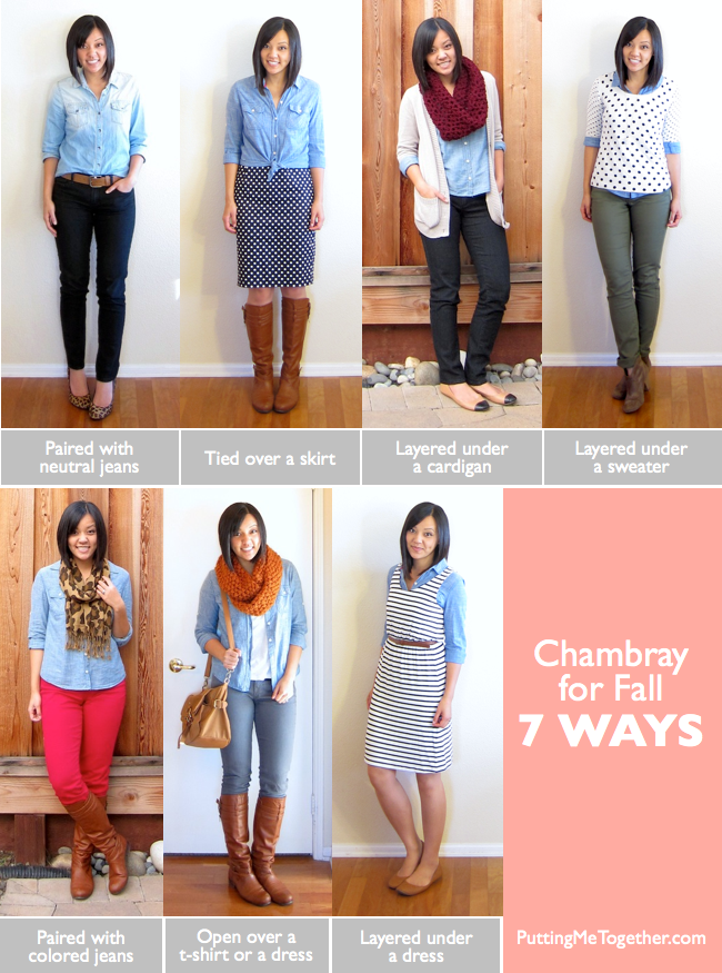 HD wallpapers chambray shirt dress outfit ideas