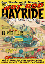 9# Hot Rod Hayride