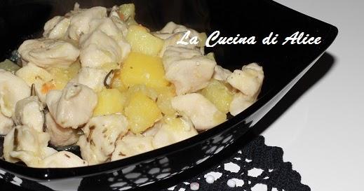 La cucina di alice spezzatino di pollo e patate - Cucina di alice ...