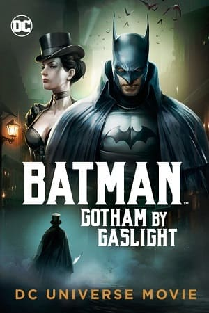 Filme Batman - Gotham by Gaslight - Legendado 2018 Torrent