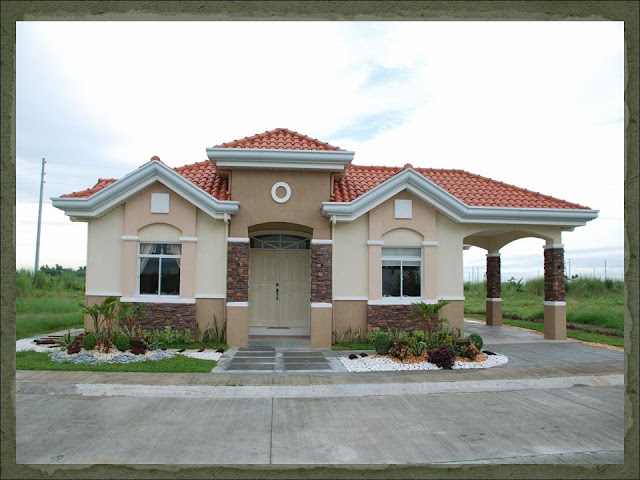 Kimora dream home design of lb lapuz architects builders for Cebu home designs