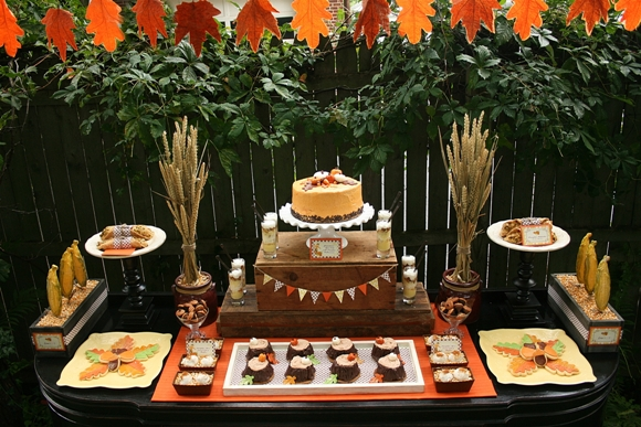 decoration ideas for fall party decoration ideas