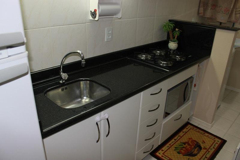 Cozinha  Vendo Apartamento em Blumenau