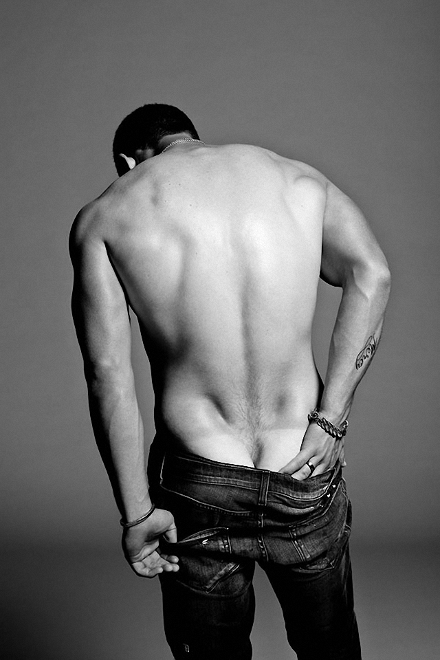 Nick Jonas en Flaunt Magazine