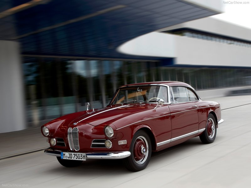 1956 Bmw 503 Coupe Wallpapers For Pc Bmw Automobiles