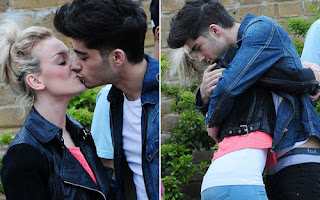 Zayn Malik Girlfriend Perrie Edwards 2013