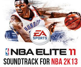 NBA 2K13 EA NBA Elite 11 Soundtrack Mod