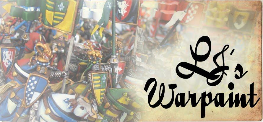 LJ's Warpaint