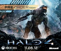 PreOrder Halo 4  Buy Halo 4