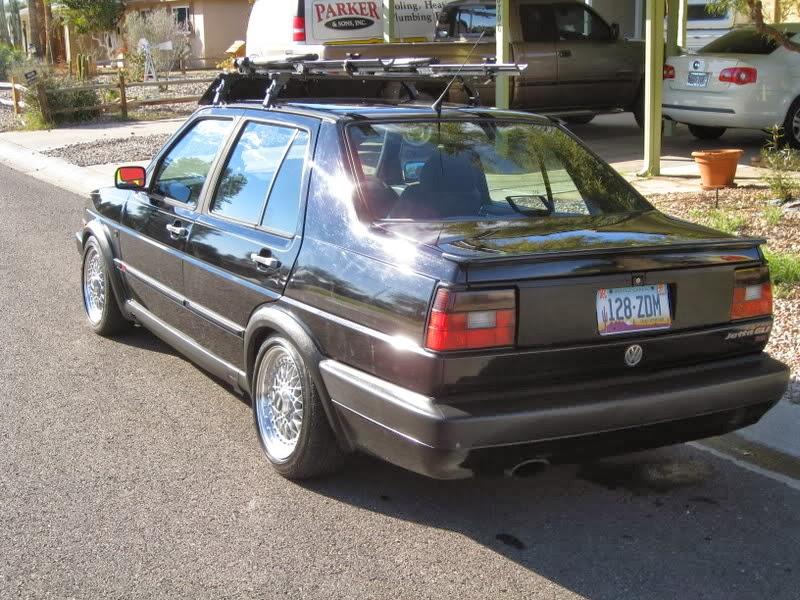 1988 Volkswagen Jetta VR6 Syncro GLI - Buy Classic Volks