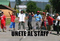 Unete al Staff