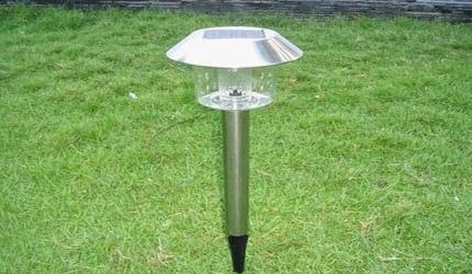 Lampu Taman LED dengan Solar Cell-blog kang miftah