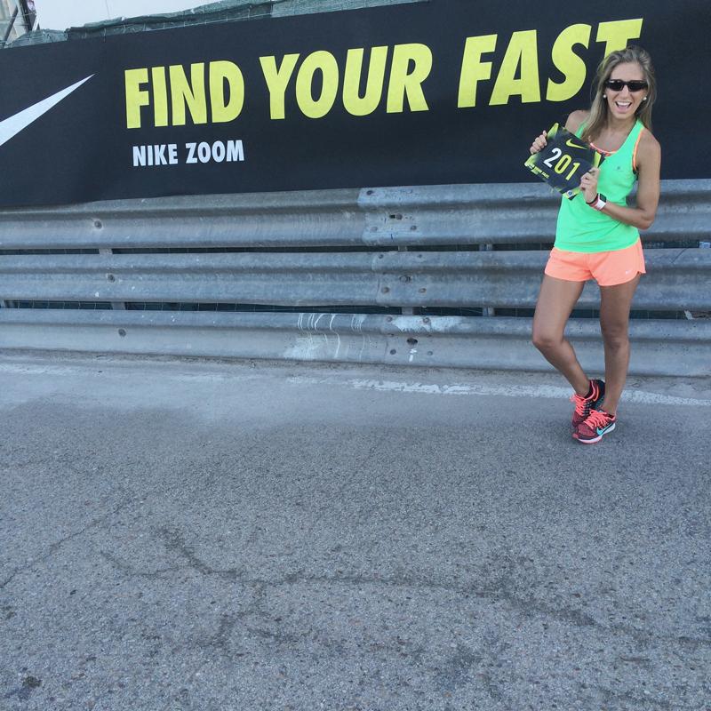 La Milla más rápida Run Academy Nike