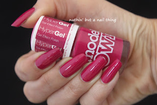 New!  Models Own Twilight Hypergel Collection - Loganberry