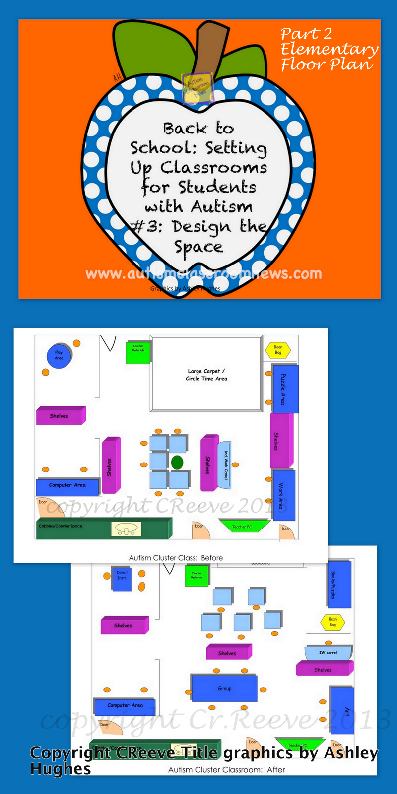 Classroom Design For Students With Autism : Autism classroom news back to school setting up