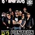 Panteon Rococo  en Bulldog Cafe Jueves15 de Enero 2015
