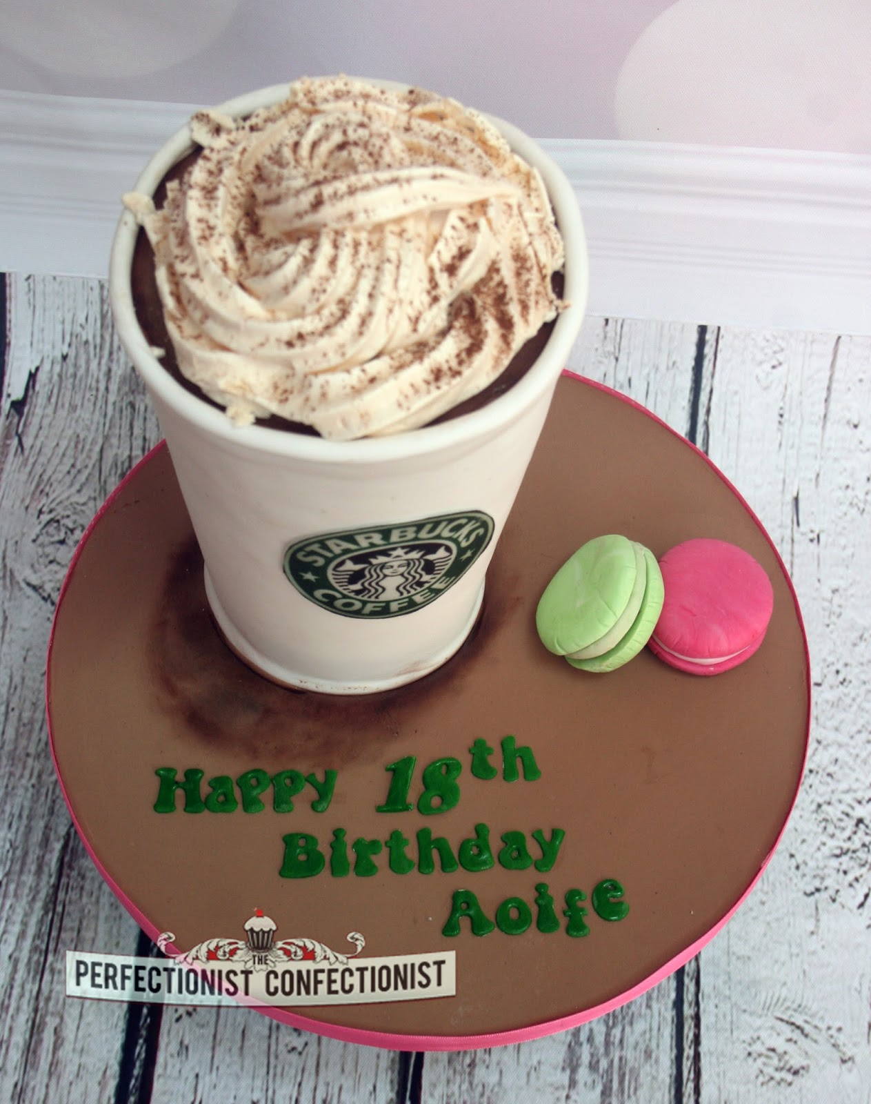 The Perfectionist Confectionist Aoife Starbucks Coffee Cake