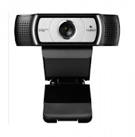 Buy Logitech C930E Web Cam (3 MP VSR/With MIC) at Rs.6499 After cashback