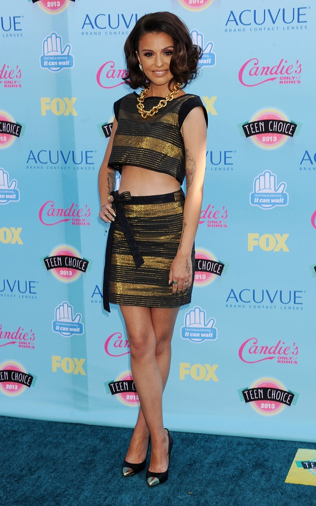 Cher Llyod 2013 Teen Choice Awards