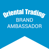 Oriental Trading Blogger