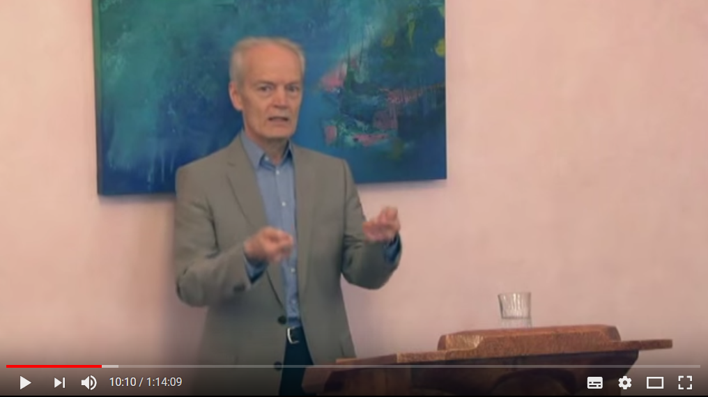 Lezing: Was ist der Anthroposophische Sozialimpuls? (YouTube)
