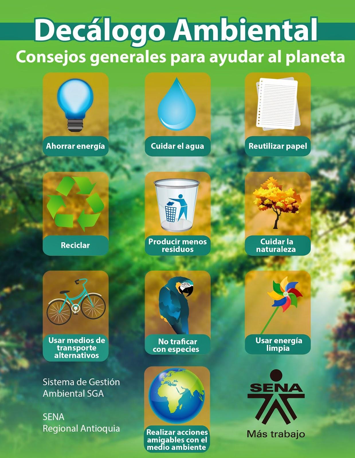 manejo ambiental  dec u00e1logo ambiental