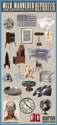 Superman / Clark Kent room decor ideas for his man cave.