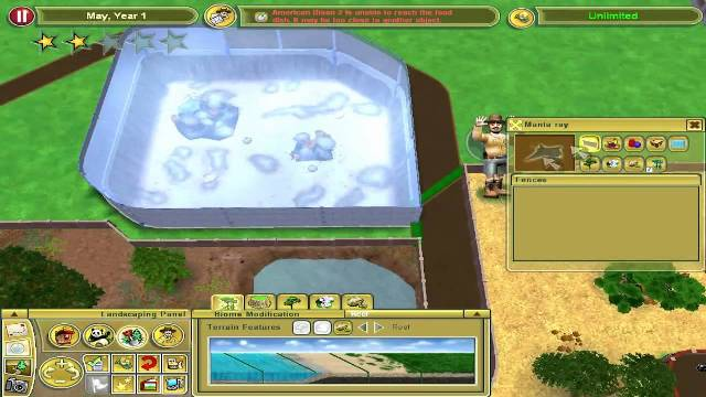 Zoo Tycoon 2 PC Games Gameplay