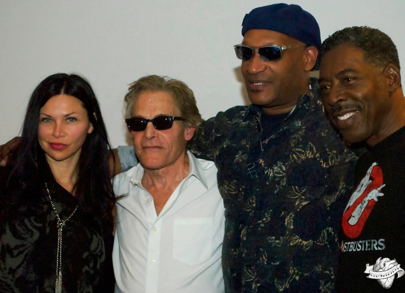 Monster-Mania Con The Crow Reunion: Sofia Shinas, Michael Masse, Tony Todd, Ernie Hudson
