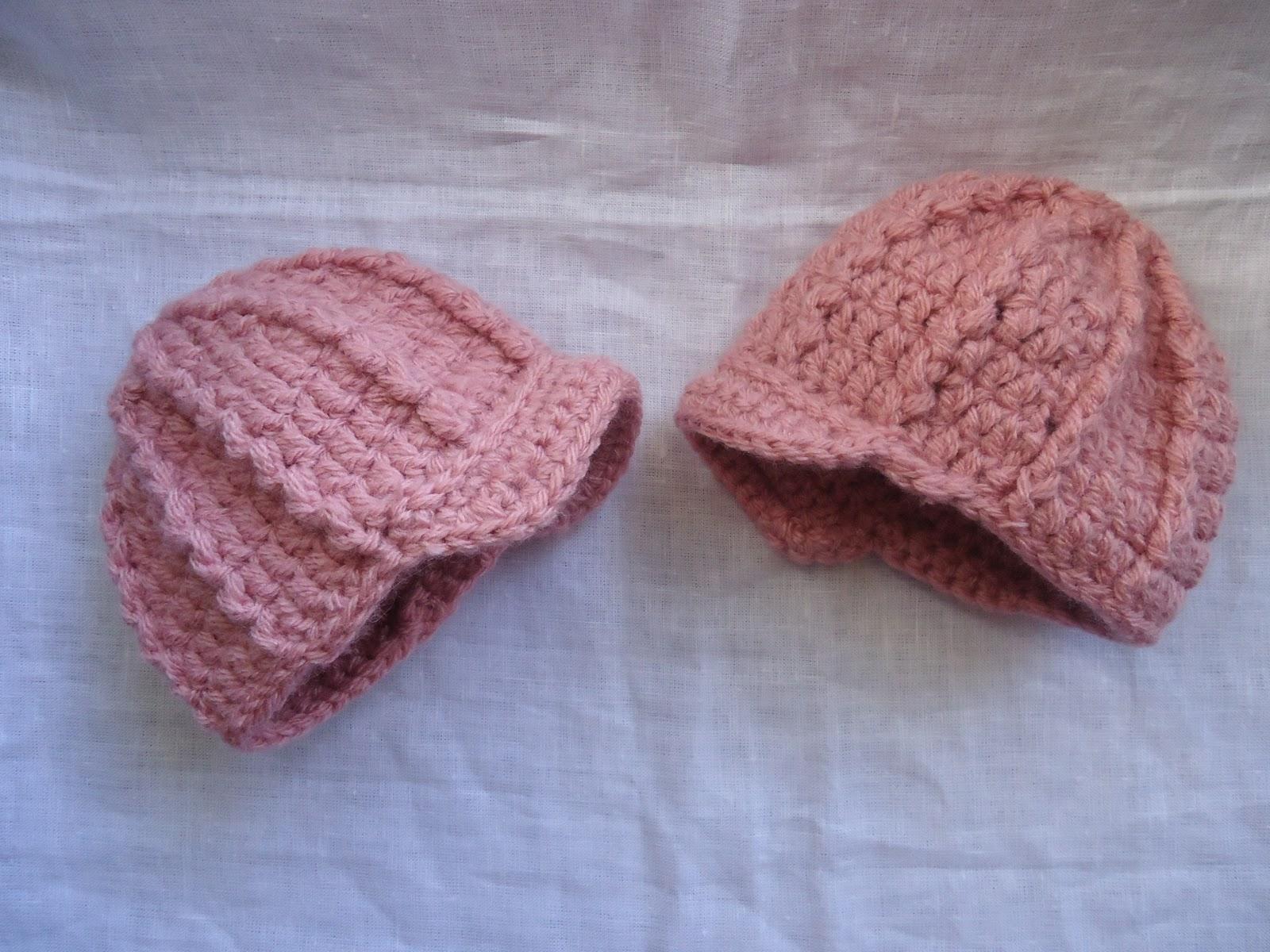 Gorra Para Ni  A De Crochet