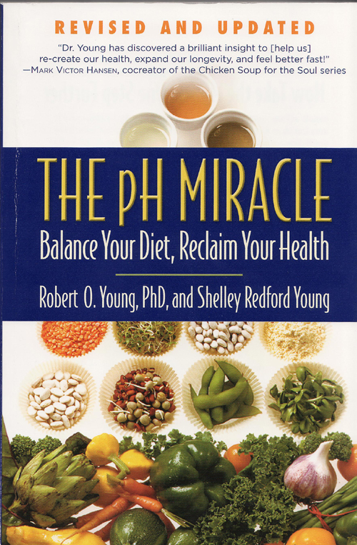 Book review by Keith Payne: The pH Miracle: Balance Your Diet, Reclaim