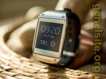 Samsung'un akıllı saati galaxy gear iki ayda 800 bin adet sattı