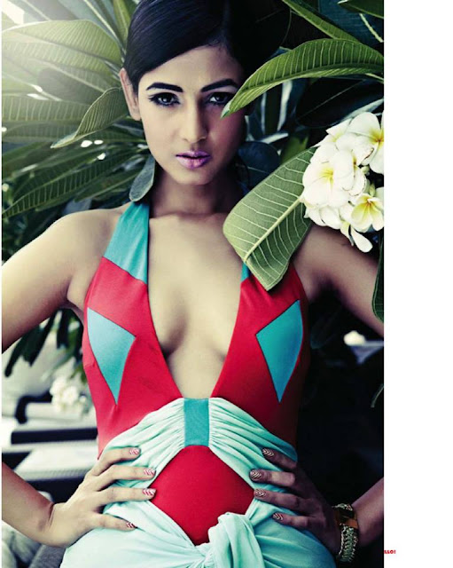 Sonal Chauhan's Looking Hot in Hello! India - June magazine