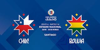 Chile vs Bolivia en vivo | Viernes 19 junio del 2015