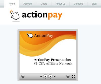 Actionpay - Affiliate Rusia kini di Malaysia