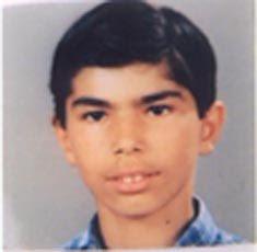 Rui Manuel Correia Pereira - Desapareceu em 1999