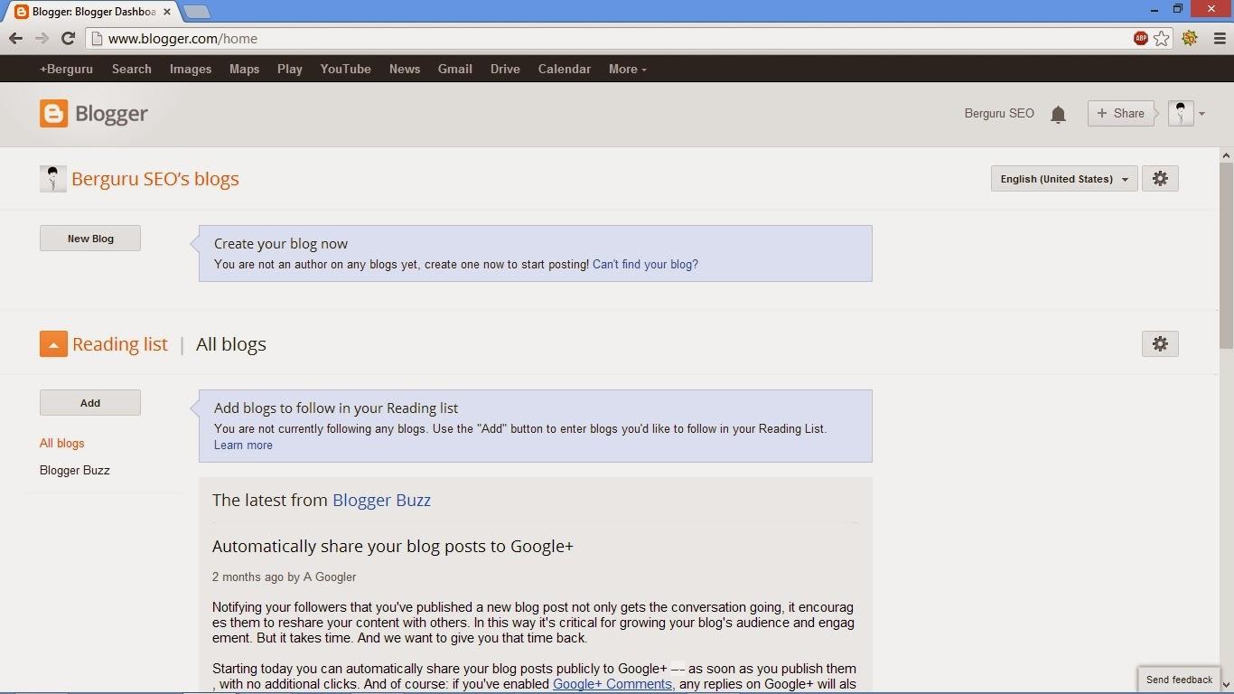 Cara Membuat Blog (Gambar: 3)