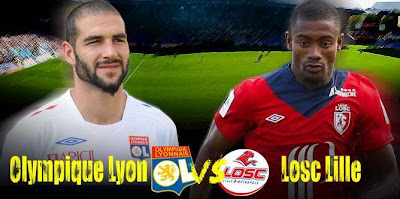 Lyon vs Lille Live Stream Online 10 February 2013
