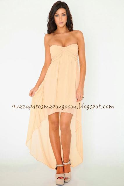 Que zapatos me pongo con un vestido beige como combinar - Colores que combinan con beige ...