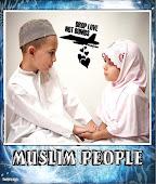 Our Patner  ~ Muslim People ~