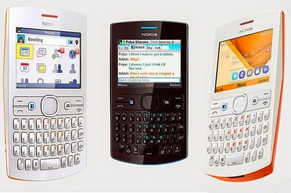 7 Produk Tipe Nokia Asha Series terbaru
