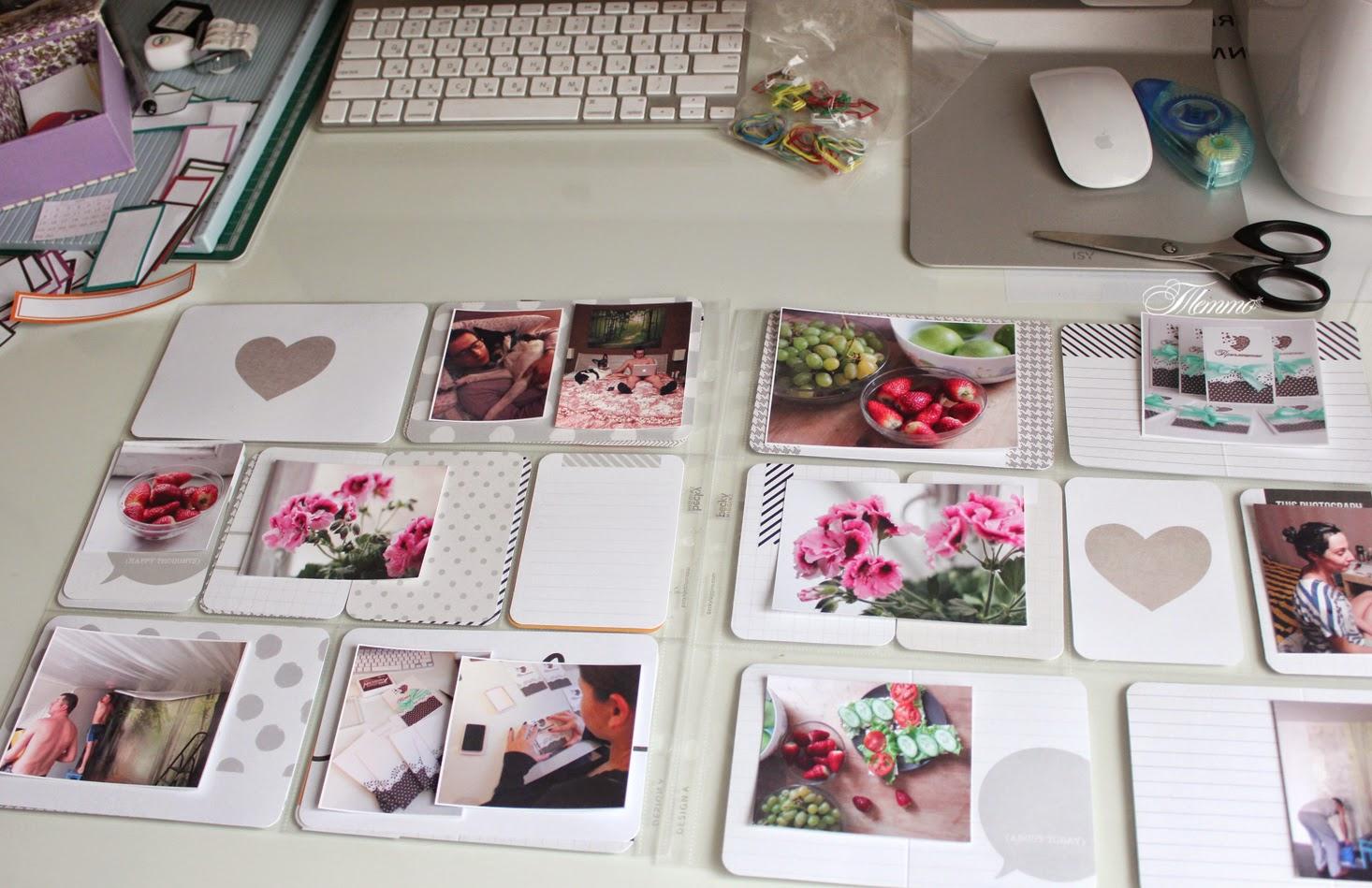 Как сделать разворот с фото
