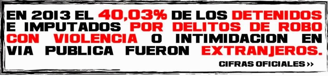 Inmigración y delincuencia en España