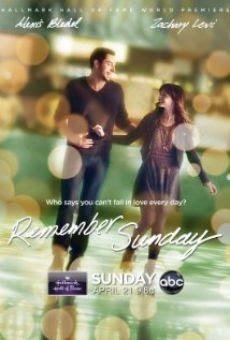 Phim Vị nhớ tình yêu-Remember Sunday