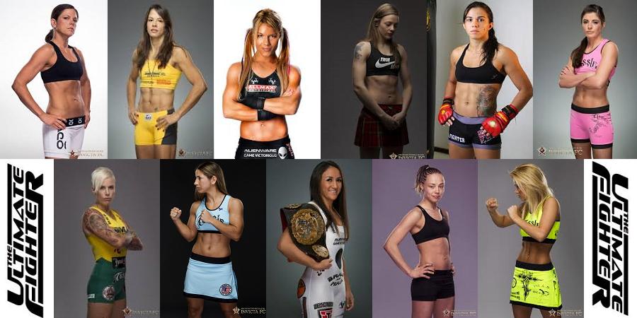 División femenina de las 115 libras UFC